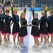 Synchro skating team from intu Braehead are British Champs