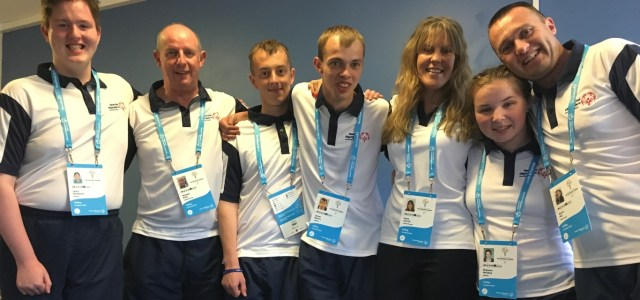 Renfrewshire athletes set sail for Special Olympics World Games 2019