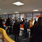 Over 200 attend careers event at Clark Contracts