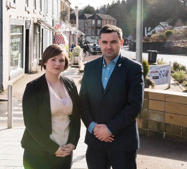 Local MP wins concession from Minister in support for Bridge of Weir Universal Credit claimants