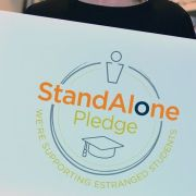 West College Scotland becomes first UK college to take Stand Alone Pledge