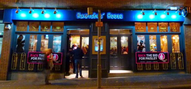 Hamishes' Hoose on Paisley High Street to close