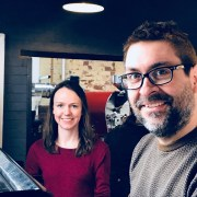 Enjoy a coffee and snack at the launch of Paisley's first Coffee Roasters