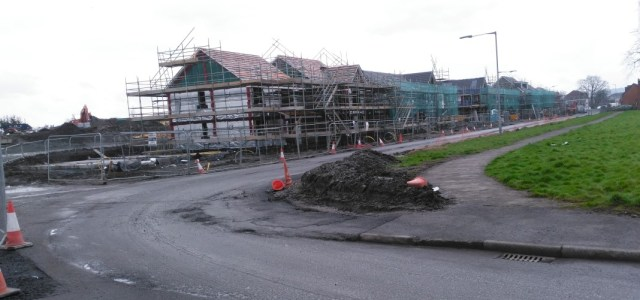 Councillor calls for action against builders after 'numerous complaints are ingnored'