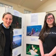 Impact Arts launch Year of Young People Exhibition in Paisley
