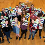 History inspires pupils to create their own comic book