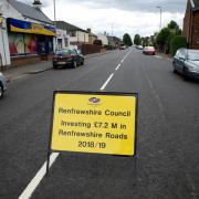 Council roads investment on the right track as resurfacing of main routes near completion