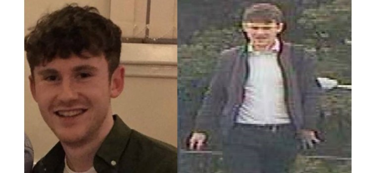 Missing Johnstone man David McSorley is safe and well