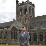 MP praised record year for overseas visitors to Scotland