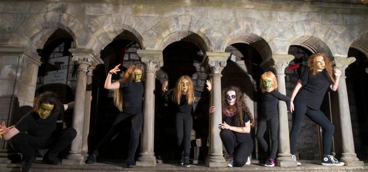 Pyrotechnics, parades and aerial performances at Paisley's two day Halloween spooktacular