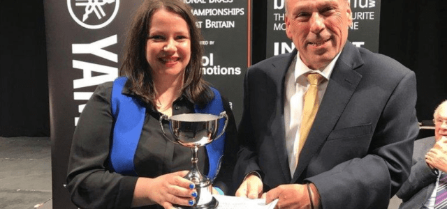Johnstone Band win third place at the National Brass Band Championships of Great Britain