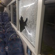 Services at risk on bus route after continued attacks of vandalism