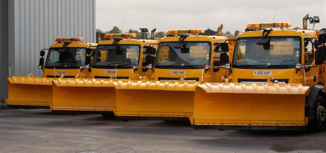 Renfrewshire Council launch gritter naming competition