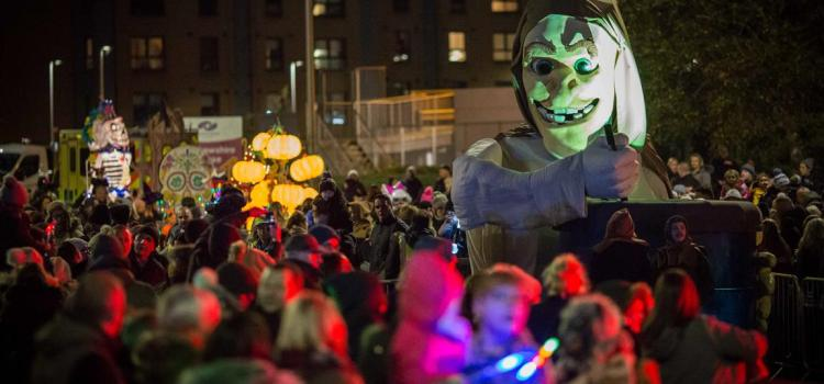 Paisley's fright night and Spree festival deliver major economic benefits