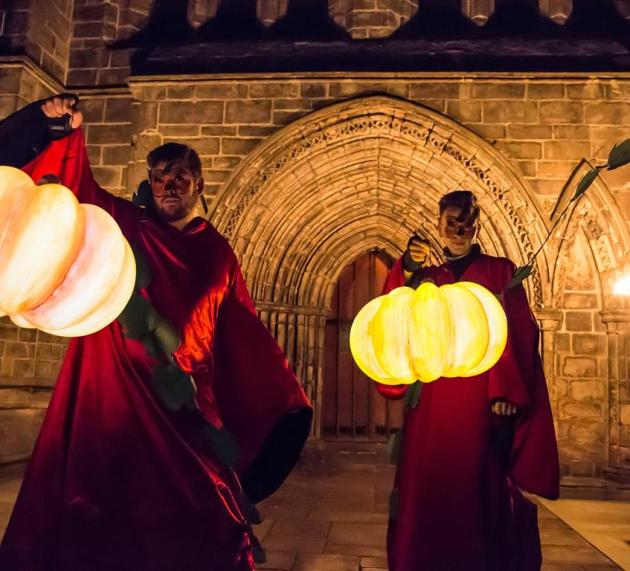 VOTE NOW: Paisley Halloween Festival in the running to win the UK's Spookiest Halloween Event award