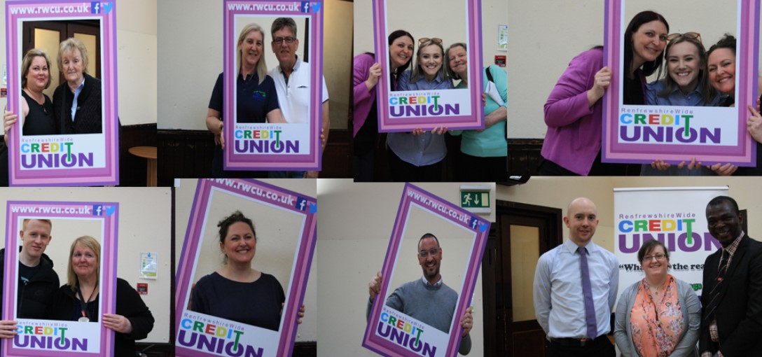 Renfrewshire-Wide credit union celebrating International Credit Union Day