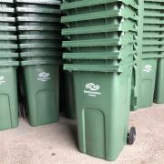 Renfrewshire's new green recycling bins set to be delivered to residents from Monday