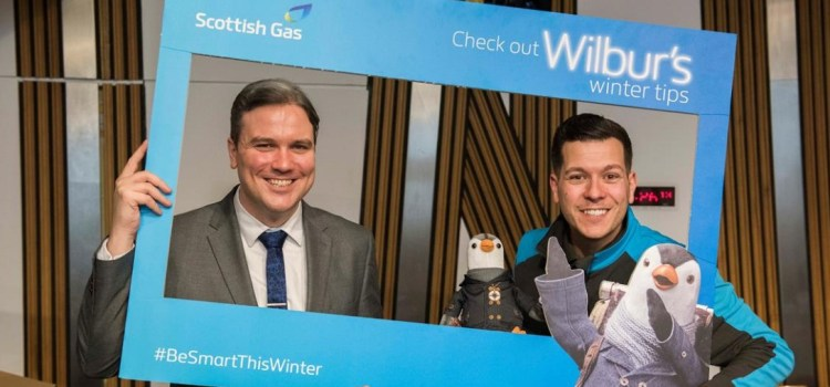 MSP Tom Arthur urges households to 'Be Smart This Winter'