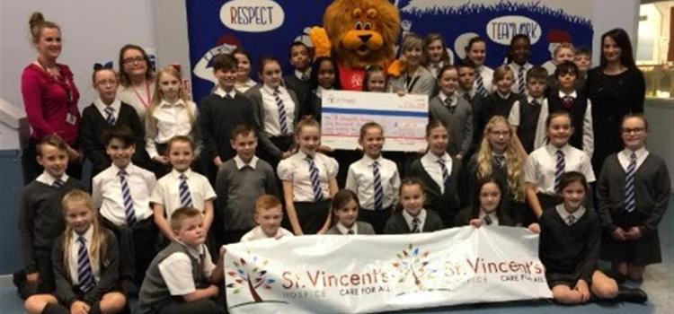 Thorn Primary School take the 30 for 30 challenge