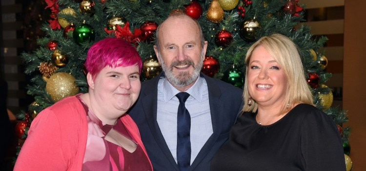 Quarriers 25th annual Noel Lunch raises £100,000 for Children's mental health services