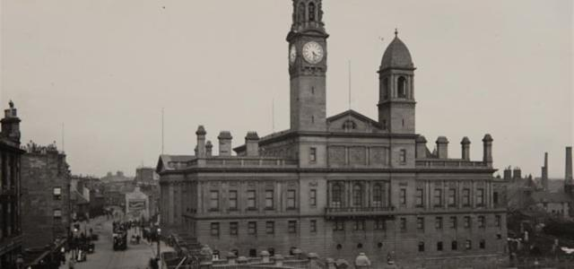 Paisley Town Hall closes its doors tonight until 2021 for a £22million makeover