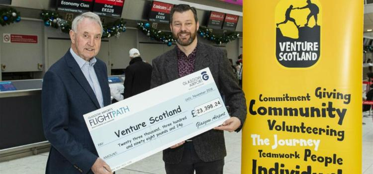FlightPath Fund lump sum awarded to Venture Scotland