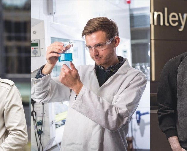 Graduates benefit from University of the West of Scotland industry-relevant degrees