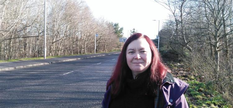 Councillor welcomes two new bus stops in Ferguslie