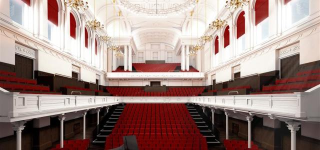 First look artist impression: See inside the new £22m Paisley Town Hall