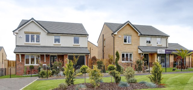 Planning permission secured for 110 new homes in Linwood