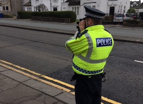 Police carry out Road Traffic Initiative in various Paisley locations today