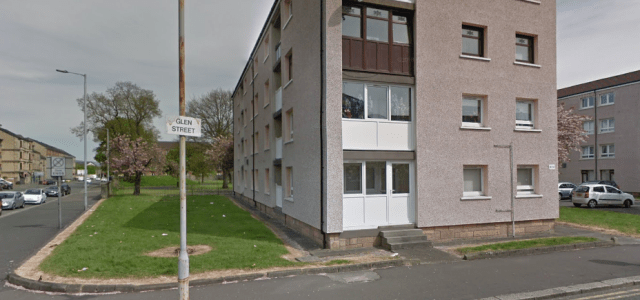 Police launch investigation after seriously injured man dies following a disturbance in Paisley