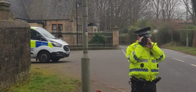 Police respond to residents car speeding concerns with speed safety checks in Bishopton and Elderslie