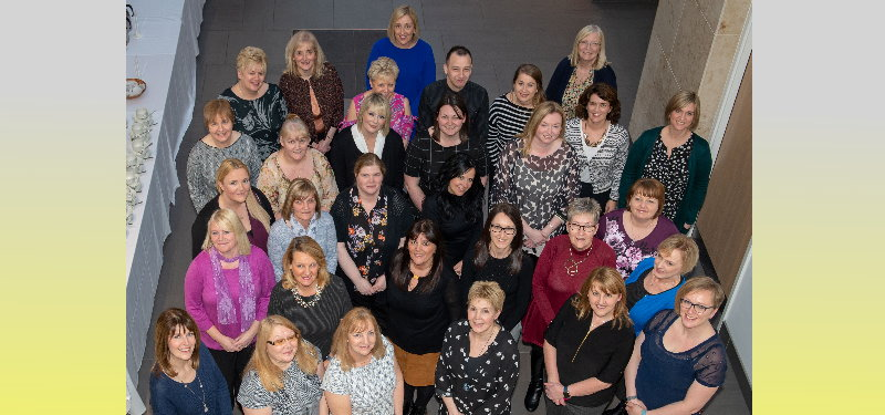 Renfrewshire classroom assistants improve their skills
