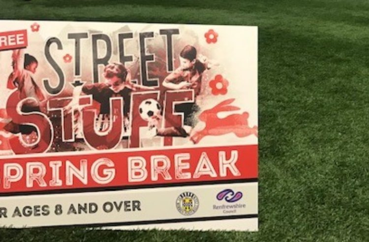 Dates released for Street Stuff events in April