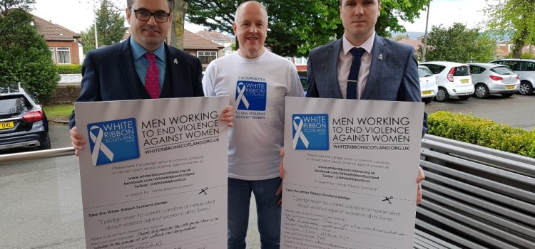 Bookies and politicians unite to end domestic violence against women