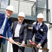 Housebuilder launches pilot scheme to address the needs of future generations