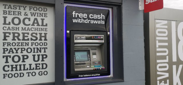 Councillors condemn increase of chargeable ATMs