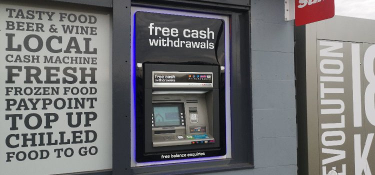 Renfrewshire MP Newlands urges UK government to protect access to free cash withdrawals for people across the UK