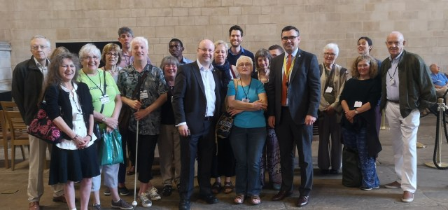 SNP join SCIAF and Christian Aid's calls for climate justice