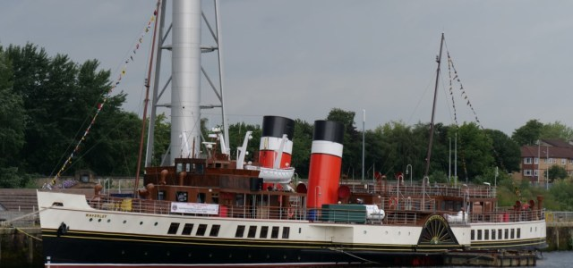 £2.3 million appeal launched to Save Paddle Steamer Waverley