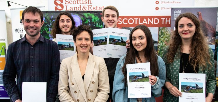 Scottish Natural Heritage nature short film competition winners revealed