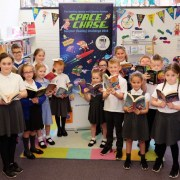 Space Chase Summer Reading Challenge is out of this world