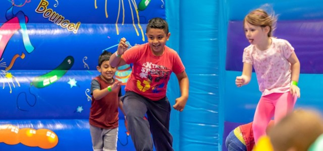 Young people set for summer of fun and games