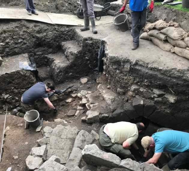 Mystery of where Paisley Abbey's medieval tunnel ends has been solved!