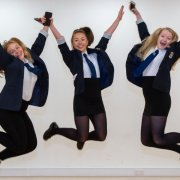 Ambitious Renfrewshire pupils gain an A-rating in exam results