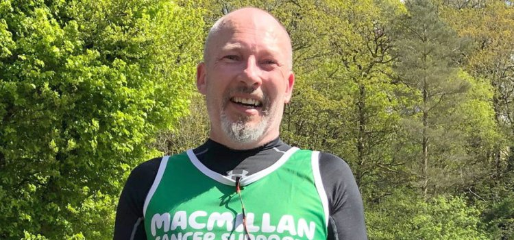 Mark will do Paisley 10k and keep on running