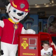 Kids flock to mall to meet stars of Paw Patrol at intu Braehead
