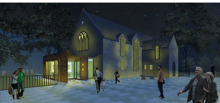 Revealed: How Paisley Arts Centre will look after £2.8m transformation