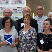 Popular walking group strolls off with top award